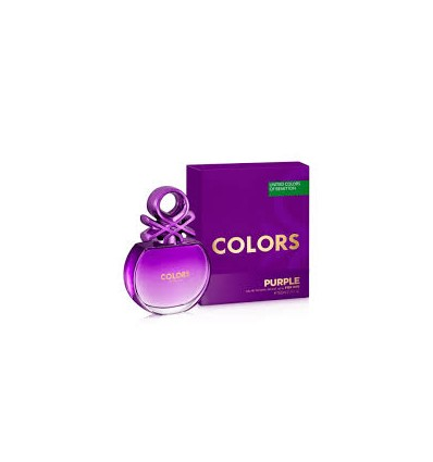 BENETTON PURPLE EDT 80 ml