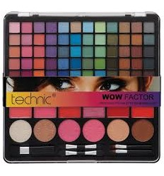 Technic Wow Factor Paleta Maquillaje (101 producto)