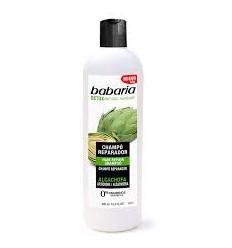 BABARIA CHAMPU REPARADOR ALCACHOFA 400 ml
