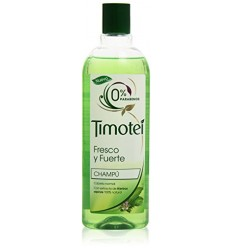 TIMOTEI CHAMPÚ FRESCO & FUERTE C/NORMAL 400 ml