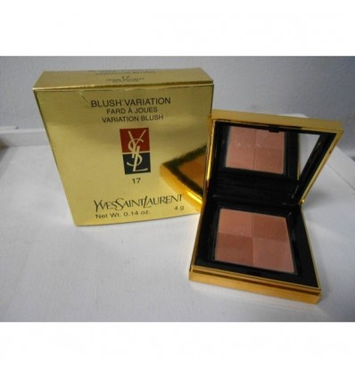 YSL YVES SAINT LAURENT Blush Variation Nº 17 Nude Soyeux