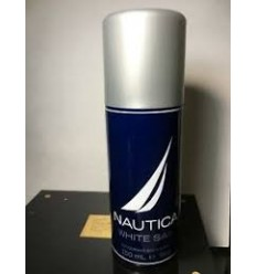 NAUTICA WHITE SAIL DESODORANTE SPRAY 150 ml FOR MEN