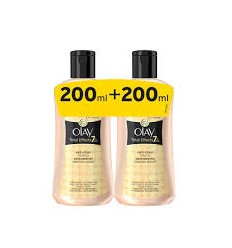 OLAY TONICO TOTAL EFFECTS ANTI-EDAD 2X200 ml