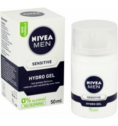 NIVEA MEN SENSITIVE Hydro gel 0% Alcohol 50 ml