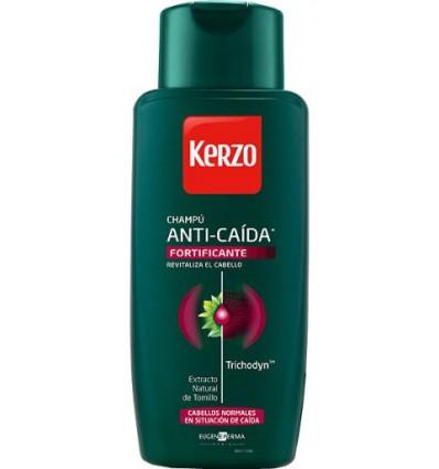 KERZO CHAMPU ANTI-CAÍDA FORTIFICANTE 400 ml