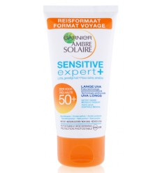 GARNIER AMBRE SOLAIRE SENSITIVE EXPERT SPF 50+ 50 ml