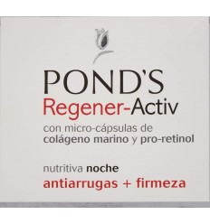 POND'S REGENER-ACTIV CR ANTIARRUGAS NOCHE 75 ml