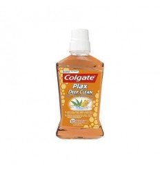COLGATE PLAX ENJUAGUE BUCAL 500 ml MIEL Y EUCALIPTO