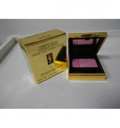 YSL Solo Double Effet Sombra Ojos Nº 1 Rose Stain