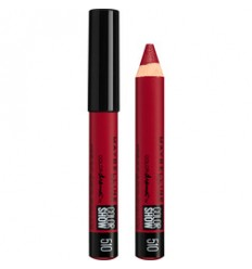 MAYBELLINE COLORDRAMA VELVET LIP CRAYON 510 RED ESSENTIAL