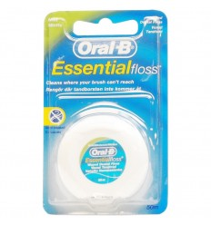 ORAL B ESSENTIAL FLOSS HILO DENTAL 50 m