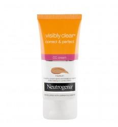 NEUTROGENA VISIBLY CLEAR CORRECT & PERFECT CC CREAM MEDIUM 50 ml