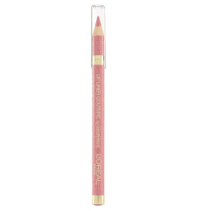 LOREAL LIP LINER COUTURE 303 ROSE TENDRE LÁPIZ CREMOSO LABIAL