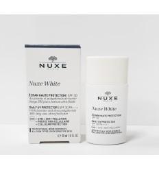 NUXE WHITE PROTECCIÓN DIARIA SOLAR SPF 30 PIEL SENSIBLE 30 ml