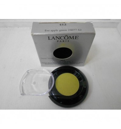 LANCOME Color Design Mono Sombra N 412 Eve Apple Green