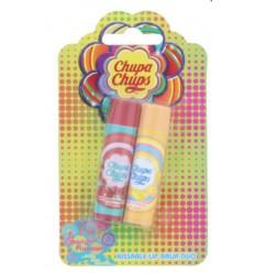 Chupa Chups bálsamo labial duplo