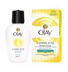 OLAY essentials fluido pieles sensibles 100 ml