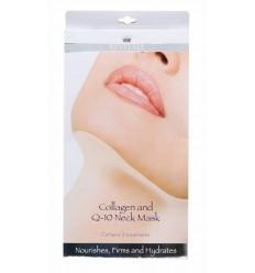 REVITALAE Máscara hidratante y reafirmante cuello con colágeno y Q10