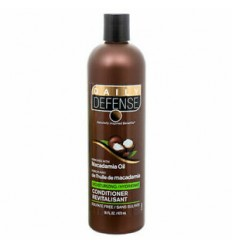 DAILY DEFENSE acondicionador con aceite de Macadamia 473 ml