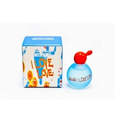 Moschino Cheap & Chic I Love Love EDT 4.9 ml MINI