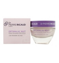 Dr. Pierre Ricaud Velvet Smooth Multi-Active crema de noche 40 ml