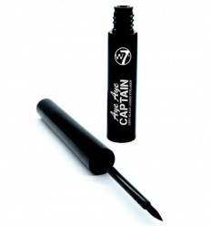 W7 AYE AYE CAPTAIN EYELINER NEGRO 5 ML