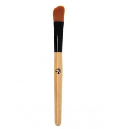 W7 ANGLED FOUNDATION BRUSH BROCHA MAQUILLAJE
