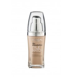 LOREAL TRUE MATCH MAQUILLAJE FLUIDO R3-C3 ROSE BEIGE SPF 17 30ML