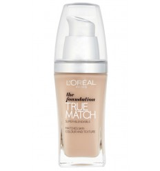 LOREAL TRUE MATCH MAQUILLAJE FLUIDO R1-C1 ROSE IVORY SPF 17 30ML