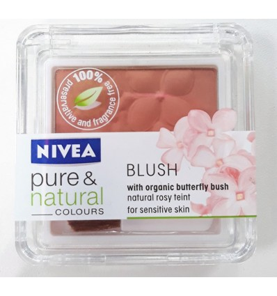 NIVEA PURE & NATURAL DESERT SAND COLORETE