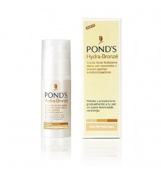 POND'S HYDRA-BRONZE CREMA FACIAL HIDRATANTE AUTOBRONCEADORA TONO CLARO 50 ml