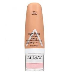 Almay Best Blend Forever Makeup 160 Sand Beige