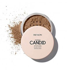 Revlon Photoready Candid Setting Powder, With Anti-pollution 003 DEEP