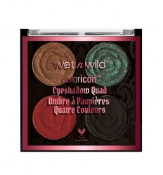 Wet N Wild Coloricon Eye Shadow Quad Tono House Of Thorns