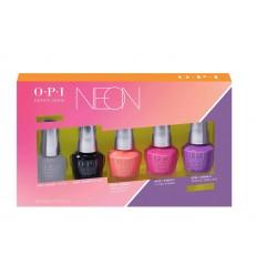 OPI Mini, Gel de Manicura y Pedicura Mini Kit de 5 piezas