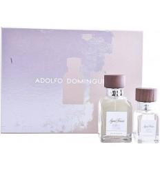 ADOLFO DOMINGUEZ AGUA FRESCA EDT 120 ML SPRAY + EDT 30 ML SPRAY MEN