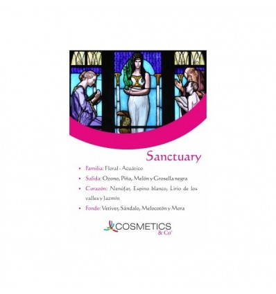 SANCTUARY EDT 100ML MUJER