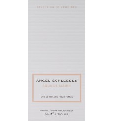 ANGEL SCHLESSER AGUA DE JAZMIN POUT FEMME EDT 50 ML SPRAY