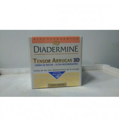 Diadermine tensor de arrugas 3D noche 50ml