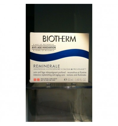 BIOTHERM REMINERALE p SECAS 50 ml.
