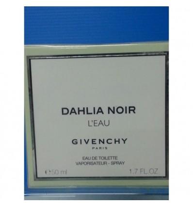 DAHLIA NOIR L`EAU Givenchy 50 ml EDT WOMAN