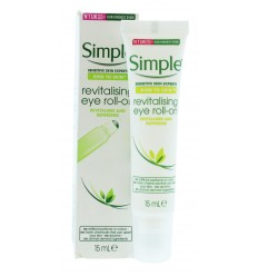 Simple Revitalising Contorno Ojos Roll On 15 ml