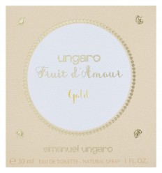 EMANUEL UNGARO FRUIT D´AMOUR GOLD EDT 30 ML SPRAY