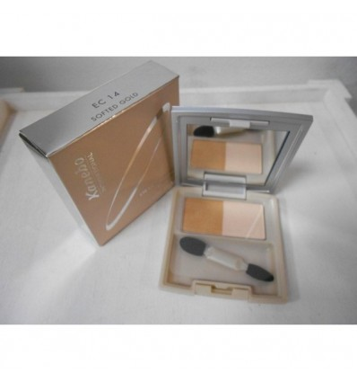 KANEBO Eye Color Duo EC 14 Softed Gold