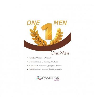 ONE MEN EDT 100ML HOMBRE