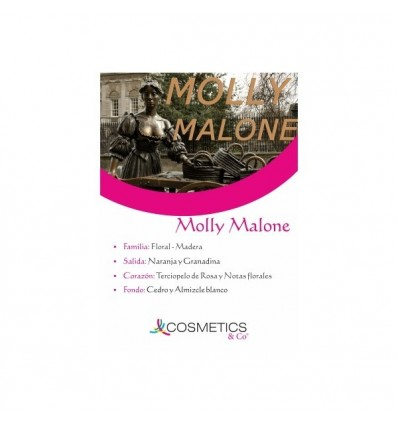 MOLLY MALONE EDT 100ML MUJER