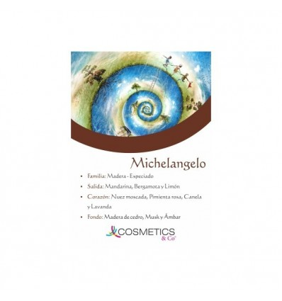 MICHELANGELO EDT 100ML HOMBRE