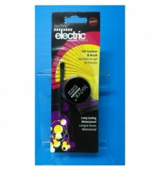 TECHNIC ELECTRIC GEL EYERLINER & BRUSH WATERPROOF BROWN
