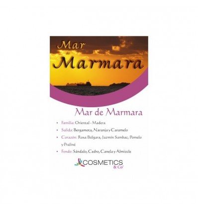 MAR DE MARMARA EDT 100ML MUJER