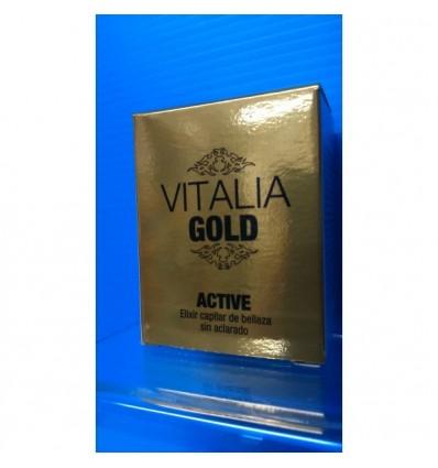 TH PHARMA VITALIA GOLD ACTIVE ELIXIR CAPILAR DE BELLEZA 10ML